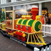 Who Gave the Bells their Jingle on the LEGO Santa Express?
