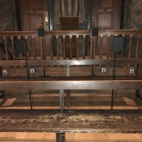 Westminster Cathedral Choir Monitoring System, London