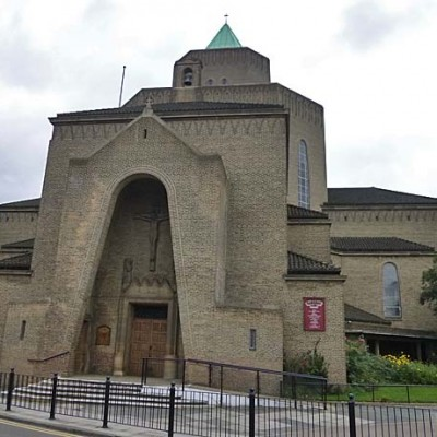 Church of St. Mary & St. Joseph, Poplar, London E14